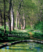 Cover for Beatrix Farrand: Private Gardens, Public Landscapes
