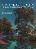 Cover for A Place of Beauty: The Artists and Gardens of the Cornish Colony