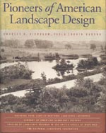 Cover for Pioneers of American Landscape Design