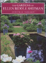 Cover for The Gardens of Ellen Biddle Shipman